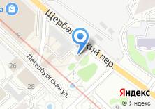 Компания «Интергенпроект» на карте
