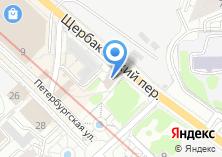 Компания «Систем» на карте