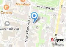 Компания «Vip for men» на карте