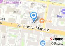 Компания «Аудитцентр» на карте