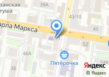 Компания «Sutkivkazani» на карте