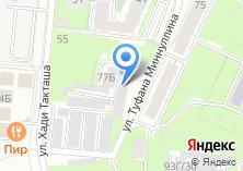 Компания «Авто Барс» на карте