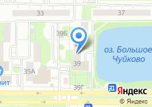Компания «Фотовспышка» на карте