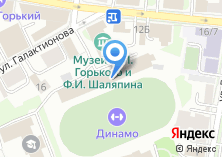 Компания «ТатСервис-Тур» на карте