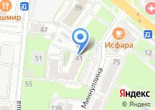 Компания «Мастерская Интерьера Динии Нурхаметовой» на карте