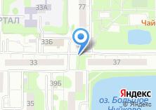 Компания «Продуктовый магазин на ул. Маршала Чуйкова» на карте