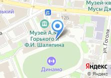 Компания «Клуб обучения дзюдо» на карте