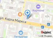 Компания «Кекусинкай» на карте