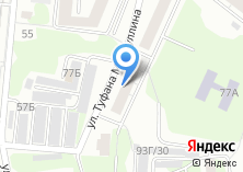 Компания «Valeri» на карте