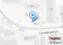 Компания «ВторметИндустрия» на карте
