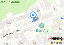 Компания «Адвокатский кабинет Фазылова Г.Р.» на карте