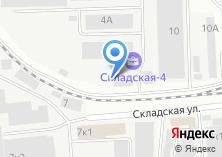 Компания «Алектрострой» на карте