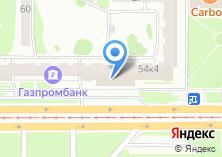 Компания «АКБ Промсвязьбанк» на карте