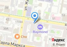 Компания «Казанская художественная галерея» на карте