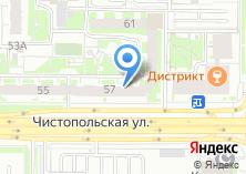 Компания «Авто-Арбитр» на карте