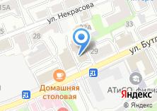 Компания «Fathin» на карте