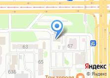 Компания «Tyre Plus» на карте