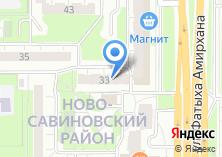 Компания «Спартак-27» на карте