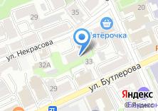 Компания «Sofa16.ru» на карте