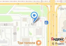 Компания «Ситилаб Малыш» на карте