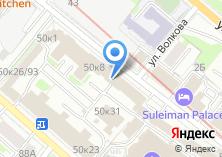 Компания «Лизинговая компания малого бизнеса Республики Татарстан» на карте