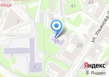 Компания «Детский сад №189» на карте