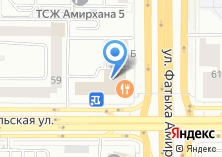 Компания «ГРИН РЕЙ» на карте