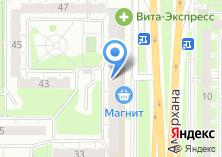 Компания «Московская ярмарка-М» на карте
