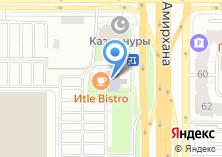 Компания «Шамиль» на карте