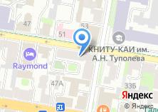 Компания «Строитель Татарстана» на карте