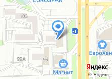 Компания «Механизатор-2» на карте