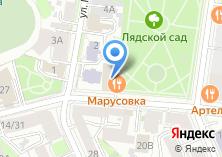 Компания «Эклектик-studio» на карте