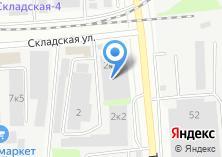 Компания «Нурсиб» на карте