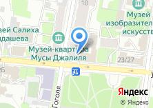Компания «Truffo» на карте