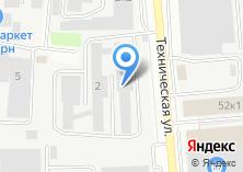 Компания «Техлегион» на карте
