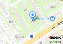 Компания «Весна-11» на карте