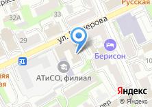 Компания «Казанский Дом ученых» на карте