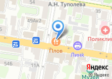 Компания «Онлайн-типография vizitka.com» на карте