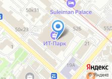 Компания «ТЕХ-116» на карте