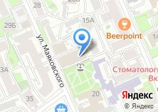 Компания «Ассоциация туристских агентств Республики Татарстан» на карте
