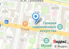 Компания «AVT travel» на карте