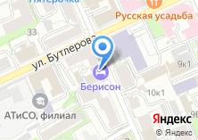 Компания «Совет ветеранов Вахитовского района» на карте