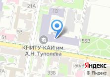 Компания «Академия информационных технологий» на карте