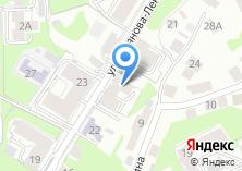 Компания «Евростиль-Казань» на карте