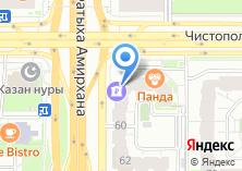 Компания «Элитное» на карте