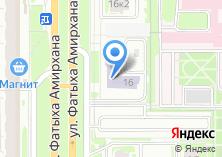 Компания «Казанский государственный медицинский университет» на карте