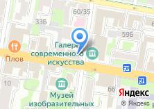 Компания «Культурный центр Василия Аксенова» на карте