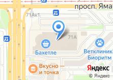 Компания «*myslitsky-nail*» на карте