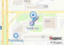 Компания «АЗС Автодорстрой» на карте