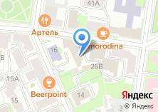 Компания «Связьэнерго» на карте